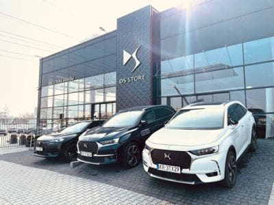 salon DS Automobiles